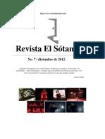 Edicin 7 Completa - Revista El Stano