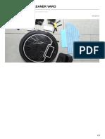 robot Vacuum Cleaner Varo - 0813 2245 3138