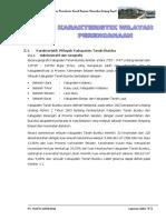 Karakteristik Kawasan Kabupaten Tanah Bumbu