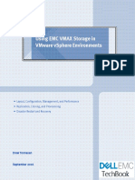 Docu33910 Using VMAX Storage in VMware VSphere Environments