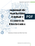 La Mezcla en Marketing Digital