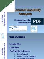 Financing Feasibility Analysis - Presentation