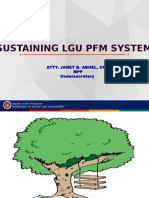 Sustaining Pfm Reforms 2017 Final