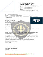 Surat Permohonan Rekom Polda PT.mbp