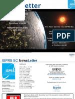 ISPRS-SC Newsletter February 2017
