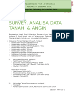 Bab Iii_analisa Tanah Dan Angin