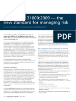 As Nzs New Risk Standard Mar2010
