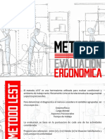 MEtodos Ergonomicos Electiva 2