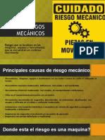 RIESGOS MECÁNICOS Y PUBLICOS