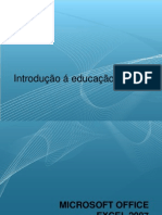 Excel 2007 Aula 1