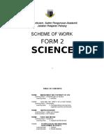 Scheme f 2 Science
