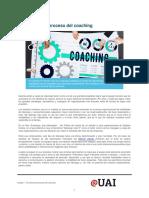 El Estimulante Proceso Del Coaching