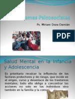 Problemas Psicosociales