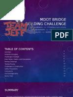 mdot bridge presentation