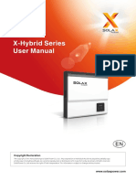 X Hybrid Install Guide