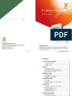 X1 Air Install Manual