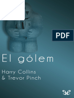 Harry Collins  & Trevor Pinch - El Golem