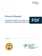 Process Manual PMKVY-TI Dec 2016