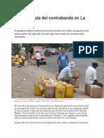 La Turbia Ruta Del Contrabando en La Guajira- Revista Semana
