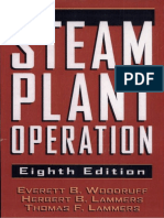 Steam Plant Operation 8th Edition by Everett Woodruff1