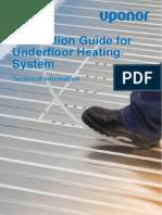 Ufh Installation Guide