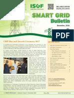 ISGF Smart Grid Bulletin - December 2016