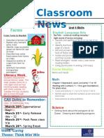 week 24- kg2 newsletter