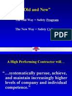 Safety Culture 2015