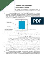 Tipuri de Formatari a Unui Document Word