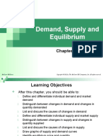 Demand Supply And Market Equilibrium Supply Economics Demand