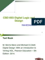 Digital Maheswari R CSE1003 Material 1