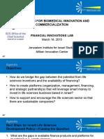2. Life Sciences Lab 2015 - Background Presentation Prior to Lab