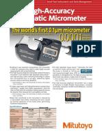 Micrometer Digital 12