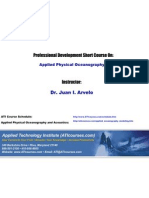 ATI Applied Physical Oceanography and Modeling Professional Development Short Course