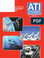 ATI Space Satellite Radar Defense Technical Training Courses Catalog