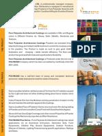 PP Colour Selection Guide
