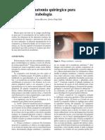 Cap 03-01 Anatomia Quirurgica Para Estrabologia