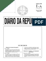 Decreto Lei 243_2001