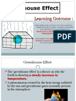 3 Greenhouse Effect