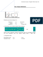 Dinamika Struktur (97-2003)