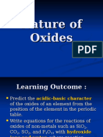 10 Nature of Oxides2
