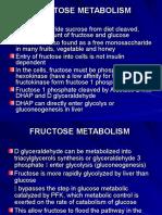 Carbohydrate Metab.5 Fruktosa
