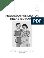 Pegangan Fasilitator Kelas Ibu Hamil