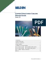 Copper Structured Cabling Design Guide