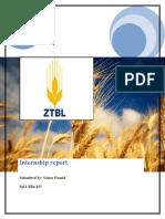 Internship Report 17.10.14