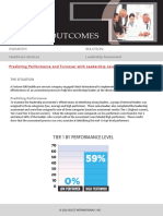 Business Outcomes LeadershipAssessment