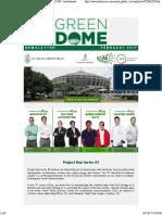 LSGH Newsletter - GreenDome