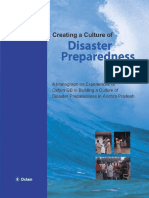 Creating a Culture of Disaster Preparedness