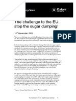The Challenge to the EU