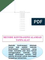 Materi Booklet  kb